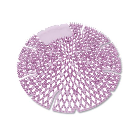 Pearl 3D Urinal Screen, 0.125 oz, Lavender Lace Scent, - 0.125 Ounce Pearl