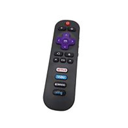 Replacement TCL Roku RC280 TV Remote Control with Netfliz Vudu CBS and Sling