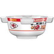 NFL Kansas City Chiefs Party Bowl Set