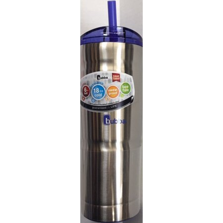 Bubba Envy Stainless Steel 24 Oz. Purple Insulated Tumbler