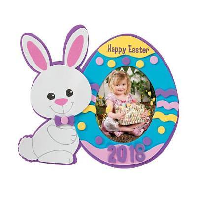 IN-13762692 Easter Dated Picture Frame Magnet Craft Kit