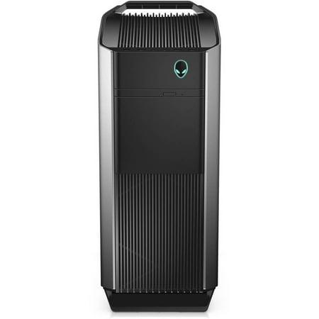 Alienware Aurora R6 Desktop PC with Intel Core i5-7400 Processor, 8GB Memory, 1TB Hard Drive and Windows 10 Home (Monitor Not Included) AWAUR6-5451SLV