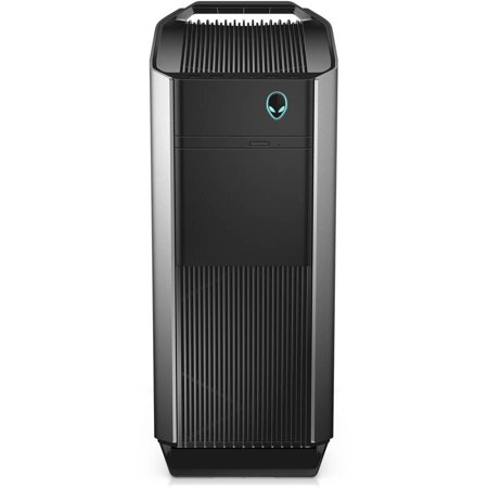 Image of Alienware Aurora R6 Desktop PC with Intel Core i5-7400 Processor, 8GB Memory, 1TB Hard Drive and Windows 10 Home (Monitor Not Included) AWAUR6-5451SLV