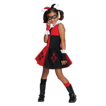 Girl's Deluxe Supergirl Costume](Supergirl Costume For Girls)
