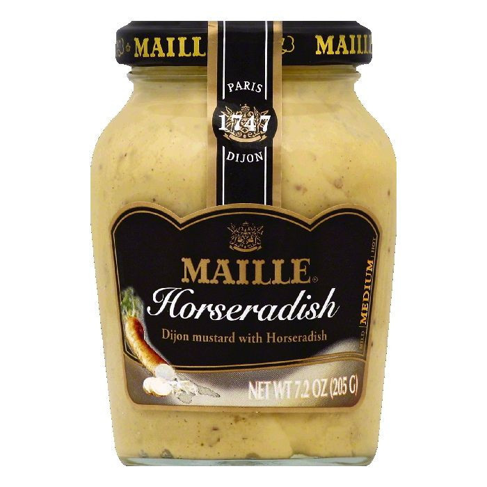 Maille Mustard Hrsradsh 7. 2 Oz -Pack of 6