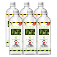 Anywhere Fireplace SmartFuel Liquid Bio-Ethanol Fuel for Fireplaces