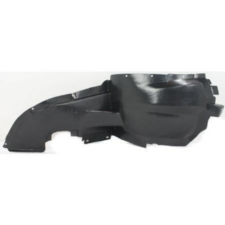 Go-Parts » 2000 - 2002 Pontiac Sunfire Front Fender Liner (Splash Shield) Right (Passenger) 22608638 GM1249215 Replacement For Pontiac Sunfire