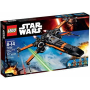"LEGO Star Wars Poe's X-Wing Fighter"" 75102"