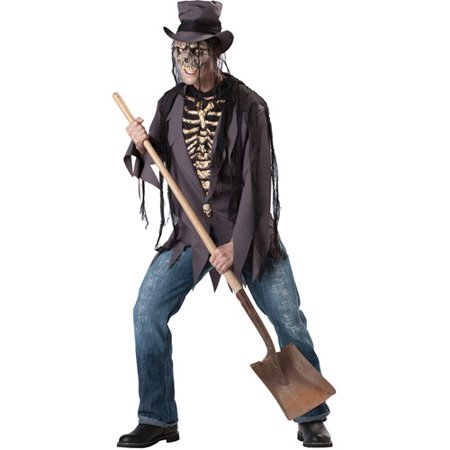 Grave Robber Adult Halloween Costume