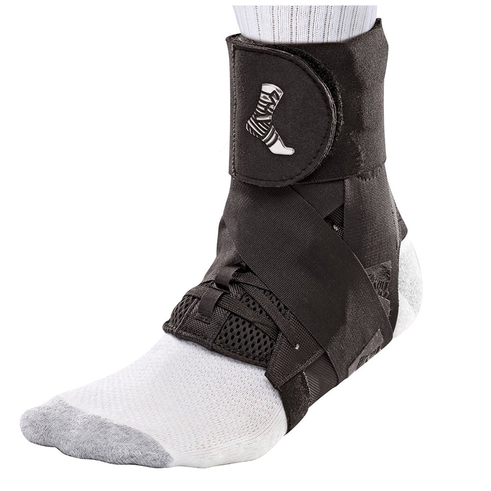 Mueller The One Ankle Brace, Black, Small