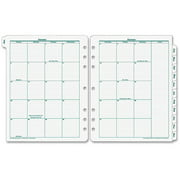 Franklin Original Planning Sys Monthly Refill Tabs