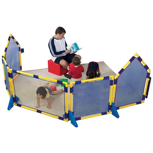 Constructive Playthings See Thru Baby Center Complete