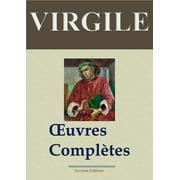 Virgile : Oeuvres complètes - eBook