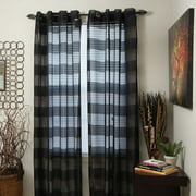 Somerset Home Sofia Grommet Curtain Panel