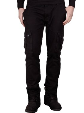 c0498f3f81cf1c Product Image Skinny Fit Cargo Pants from PJ Mark
