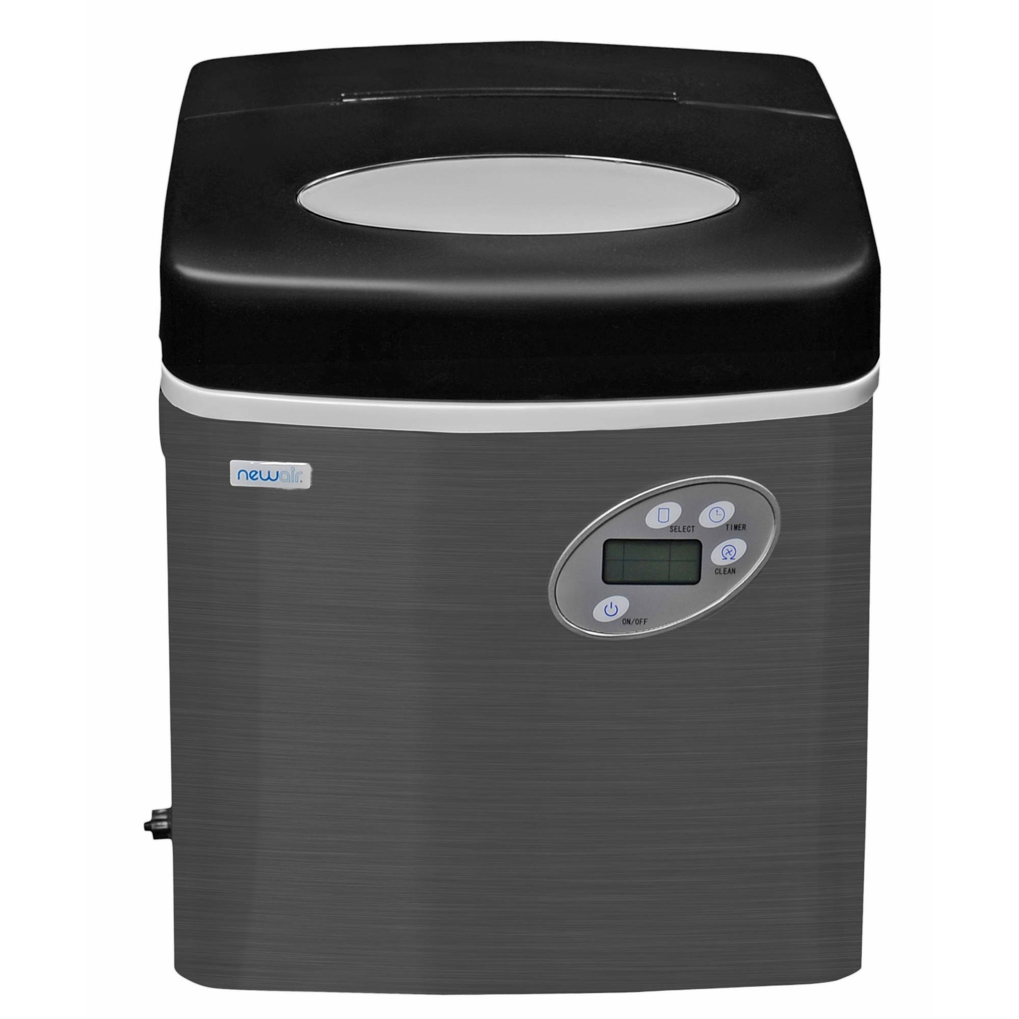 Newair AI 215SS Stainless Steel Portable Ice Maker