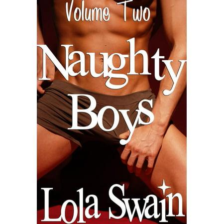 Naughty Boys Volume Two New Adult Box Set - - Naughty Adult Ecards