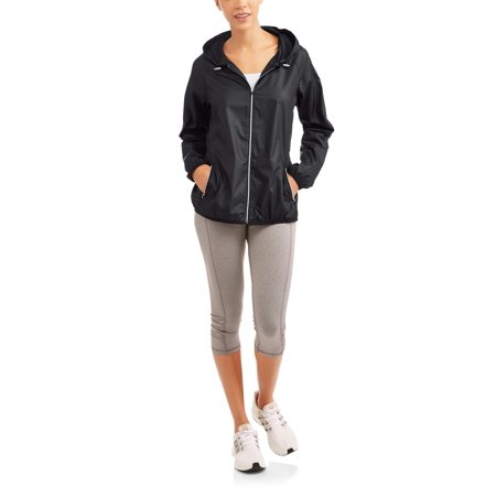 Windbreaker Motorcycle - Danskin Now Women's Active Woven Windbreaker