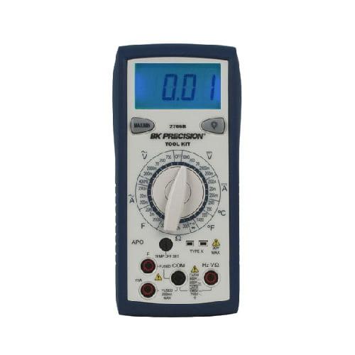 Bk Precision 2706B Tool Kit Manual Ranging Digital Multim...