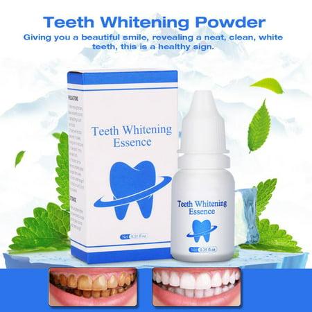 FAGINEY Teeth Whitening Essence Natural Teeth Whitening Powder Naturally Whiter, Whitening Essence, Tooth Whitening (Best Way To Whiten Teeth At Home Naturally)