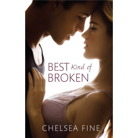 Best Kind of Broken (Finding Fate) (Paperback)