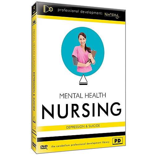 Mental Health Nursing: Depression & Suicide by