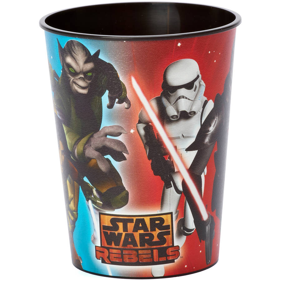 Star Wars Rebels 16 oz. Plastic Party Cup, Party Supplies