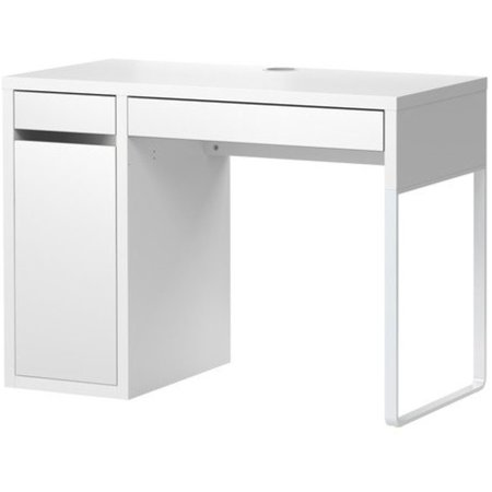 Ikea Desk, White, MICKE  - Cheap Fancy Dress Ideas Make Your Own