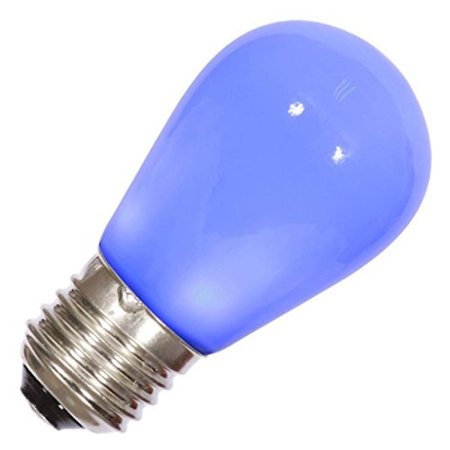 Vickerman S14 Blue Ceramic LED Replacement Bulb - image 1 of 1