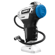HART 20-Volt Cordless Inflator with 20-inch Hose (Battery Not Included)