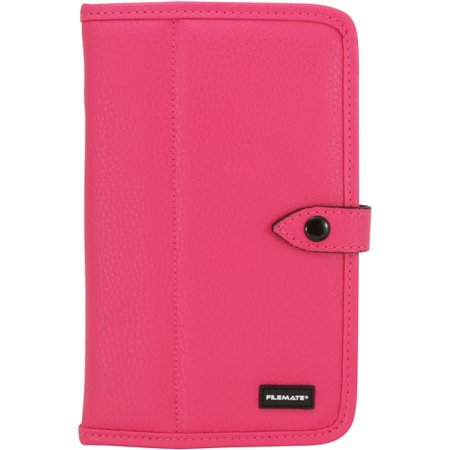 FileMate ECO Faux Leather Case with Clasp for 7