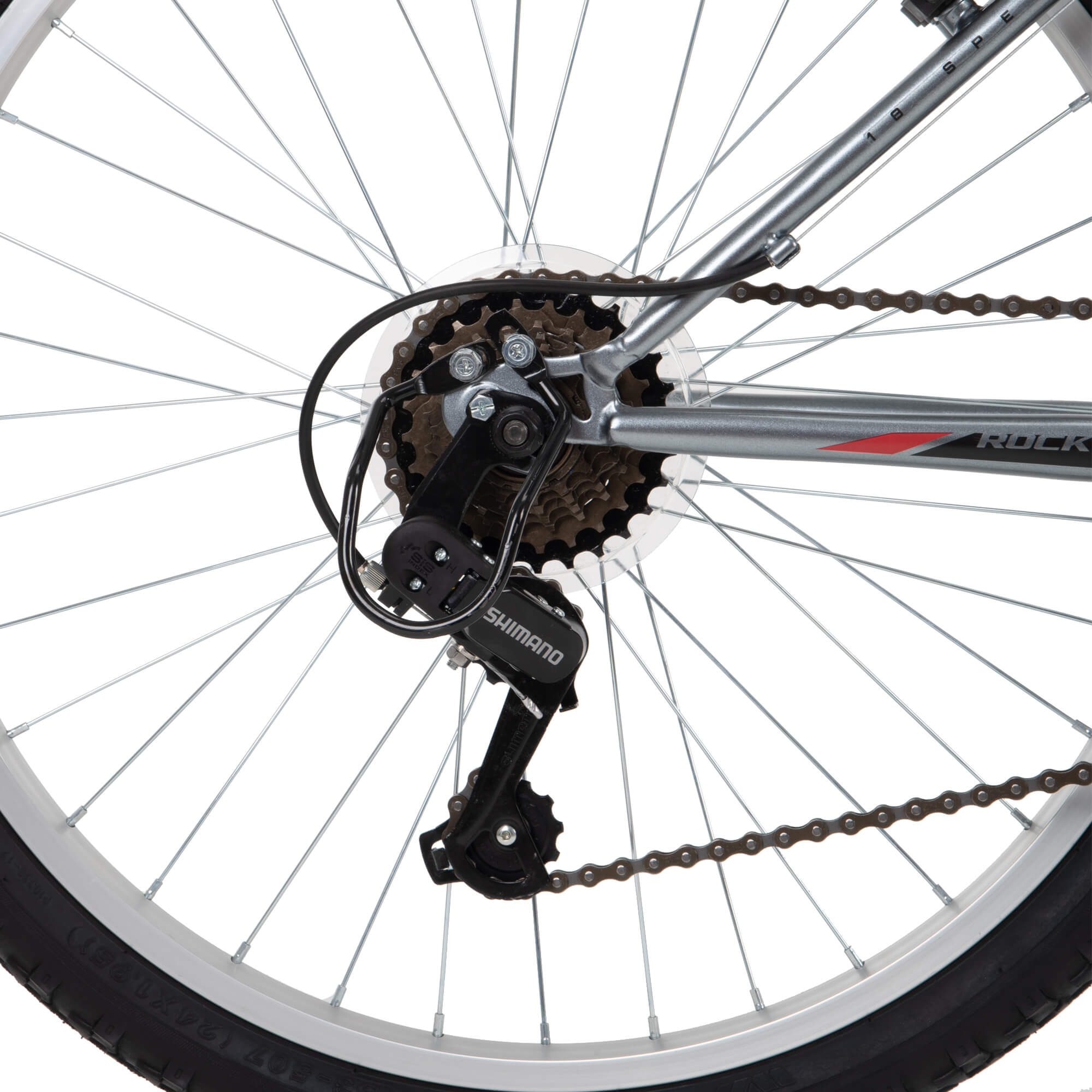 "Huffy 24/"" Rock Creek Boys Mountain Bike for Men"