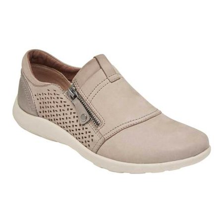 Women's Rockport Cobb Hill Amalie Zipper Slip On Sneaker