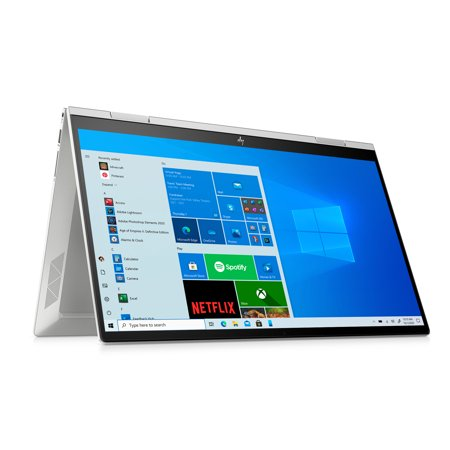 """HP Envy x360 15"""" i5 2-in-1 Touch 8GB/512GB - Silver"""