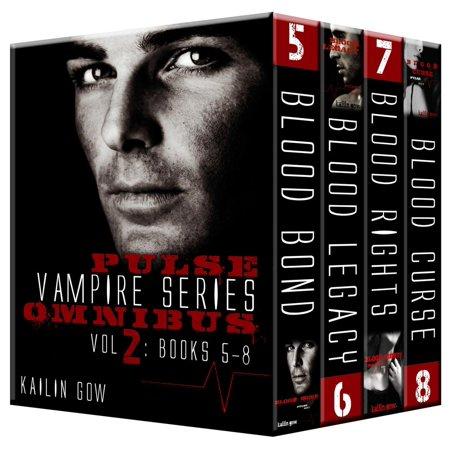 Pulse Vampire Series Omnibus 2 (Books 5 - 9) - eBook (Pulse Vampire Series)