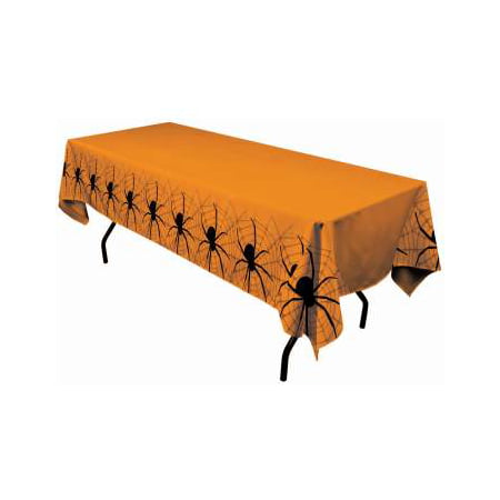 HALLOWEEN PARTY-TABLE COVER 12 PACK