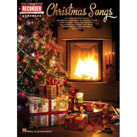 Christmas Songs : Hal Leonard Recorder Songbook - Halloween Theme Song On Recorder