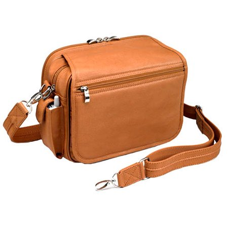 GTM Concealed Carry Classic Boston Bag, Tan (Best State To Get A Concealed Carry Permit)