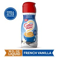 (3 Pack) COFFEE MATE French Vanilla Liquid Coffee Creamer 16 Fl. Oz. Bottle