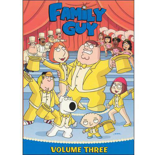 The Family Guy, Vol. 3: Season 4 (Full Frame)