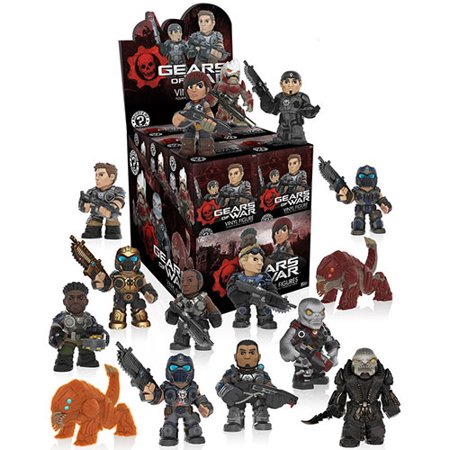 Gears of War Series 1 Mystery Mini Blind Box (Styles Vary, Sold