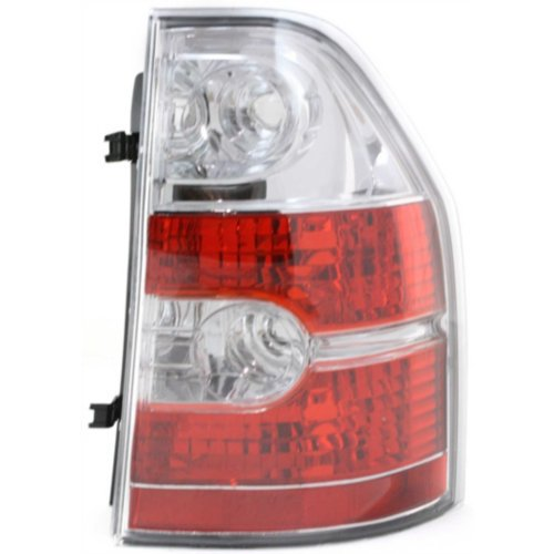 APR High Quality Aftermarket Tail Light Assembly For 2004