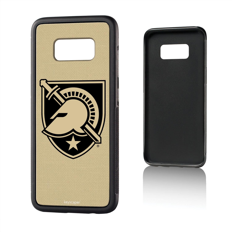 USMA Army Academy Black Knights Solid Bump Case for Galaxy S8
