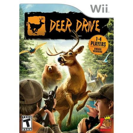 Deer Drive Drive Key Wii