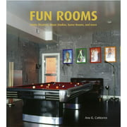 Fun Rooms : Home Theaters, Music Studios, Game Rooms, and More
