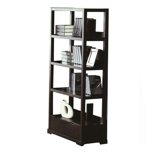 Hokku Designs Parson Etagere Bookcase by