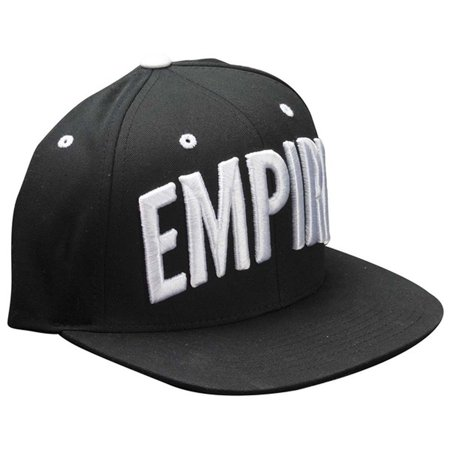 Empire Paintball FT Hat - Finals Black
