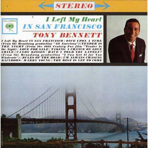 Tony Bennett - I Left My Heart in San Francisco [CD]