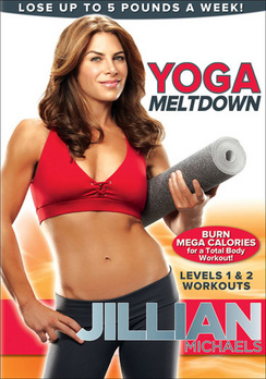 Jillian Michaels: Yoga Meltdown (DVD) by Ingram Entertainment