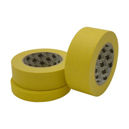 Indasa MTY High Temperature Automotive Masking Tape: 3/4 in. x 55 yds. (Yellow)